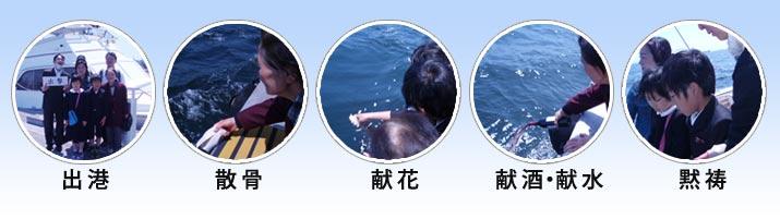 海洋散骨8